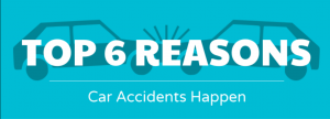 Top 6 reasons car accidents happen header